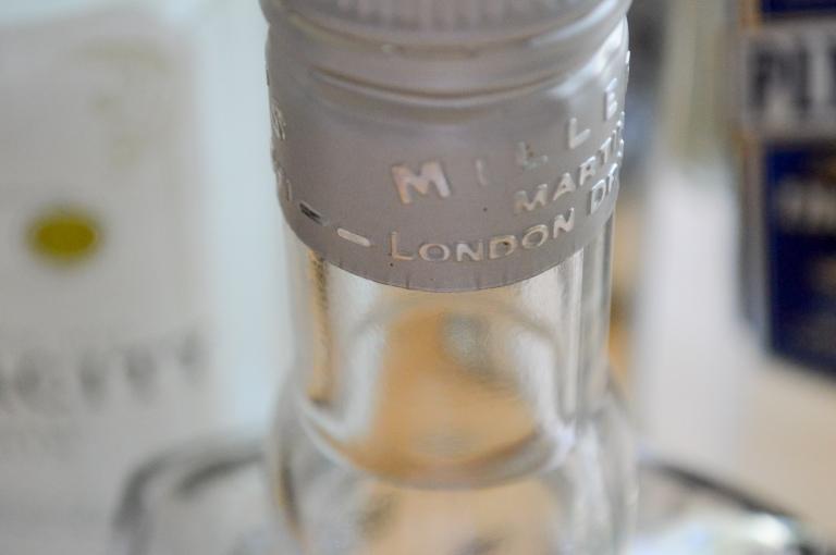martin millers westbourne strength gin | whiskandmuddler.com
