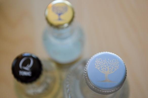 Q tonic and fevertree tonic | whiskandmuddler.com