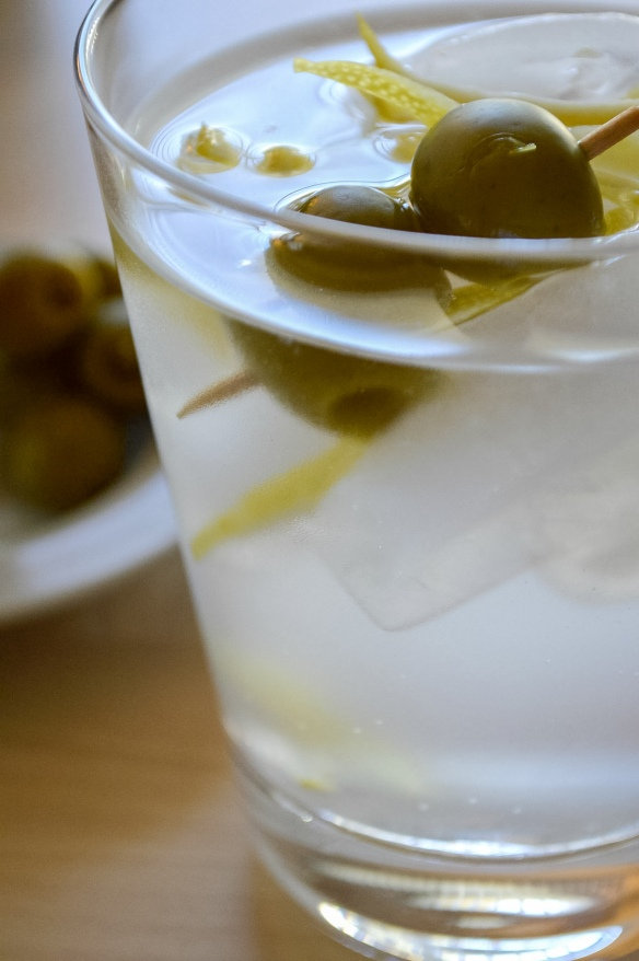 dirty gin and tonic | whiskandmuddler.com