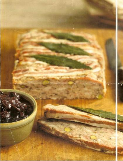 rabbit-pork-pistachio terrine 2