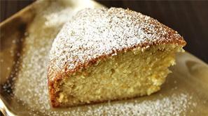 Olive Oil Cake | whiskandmuddler.com