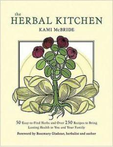 The Herbal Kitchen book