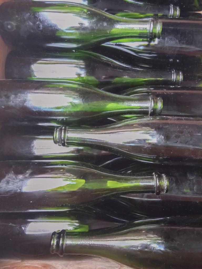 castaways from the bottling line