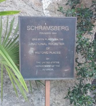 schramsberg historical marker 1
