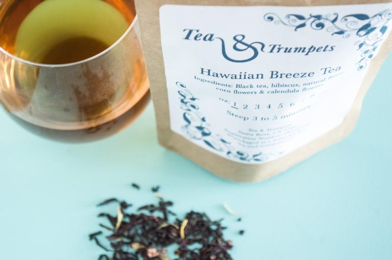 Tea & Trumpets Hawaiian Breeze Tea