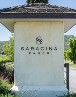 saracina ranch sign | whiskandmuddler. com