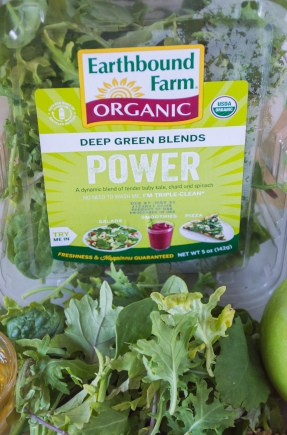 earthbound farms power greens