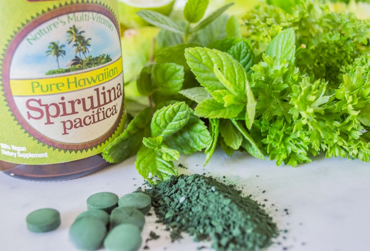 hawaiian spirulina pacifica