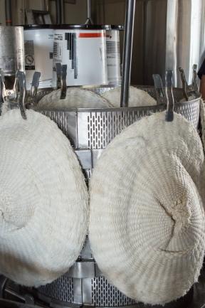 basket press with filters | whiskandmuddler.com