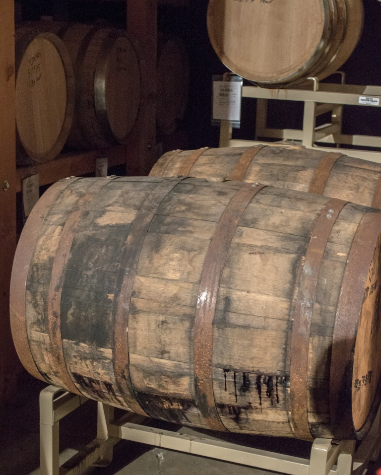 old barrels - neutral- used for holding, not aging | whiskandmuddler.com