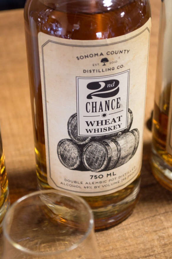 2nd chance wheat whiskey,sonoma county distilling co 2nd chance wheat whiskey | whiskandmuddler.com