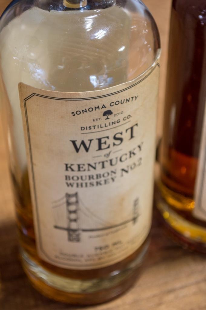West of Kentucky Bourbon | whiskandmuddler.com