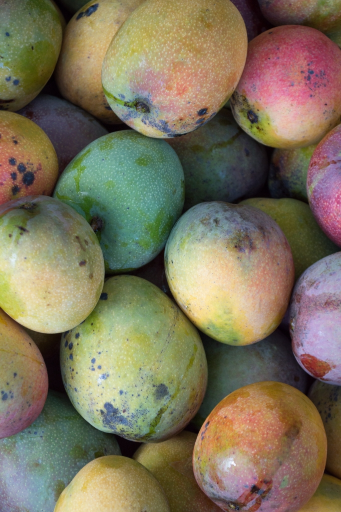 mango | kona farmer's market | whiskandmuddler.com