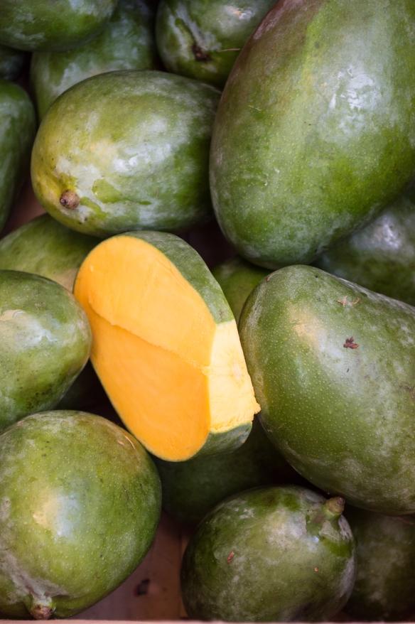 green mango | kona farmer's market | whiskandmuddler.com