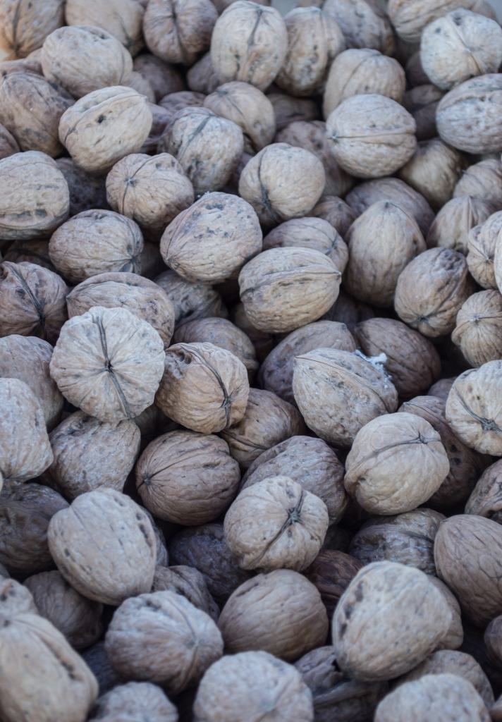 fresh walnuts | SRCFM | whiskandmuddler.com