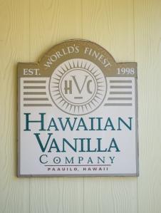 Hawaiian Vanilla Company | whiskandmuddler.com