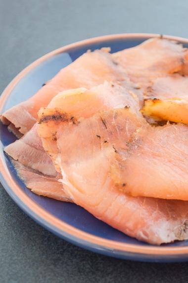 salmon- 40