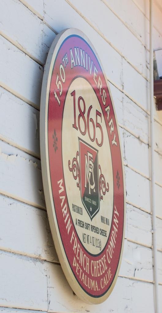 Marin French 1865 sign | whiskandmuddler.com